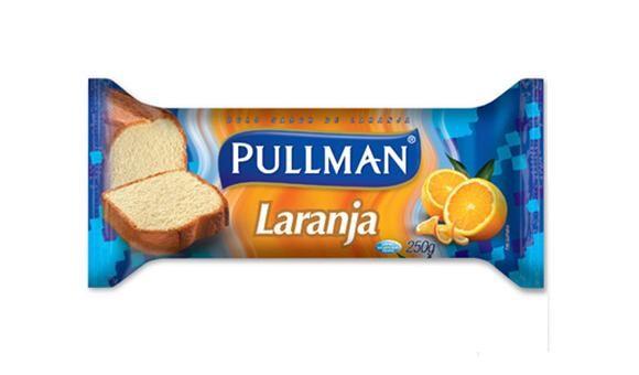 BOLO DE LARANJA 250G - PULLMAN