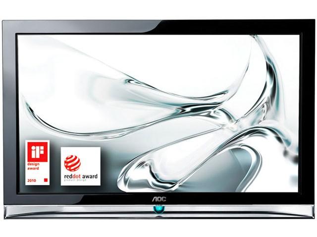 TV LED 22'' FULL HD 1080P HDMI LE22H138 - AOC