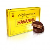 CAIXA DE ALFAJOR CHOCOLATE C/6 UND - HAVANNA