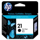 CARTUCHO DE TINTA 21 C9351AB PRETO 5ML - HP