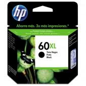 CARTUCHO DE TINTA 60XL CC641WB PRETO 12ML - HP