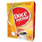 ADOÇANTE EM PÓ CX C/50 SACHÊS - DOCE MENOR