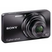 CÂMERA DIGITAL 16.1MP CYBER-SHOT LCD 2,7'' ZOOM 4X FILMA EM HD DSC-W570 - SONY