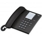 TELEFONE C/ FIO C/ CHAVE REDISCAGEM E 14 MEMÓRIAS GIGASET DA100 - SIEMENS