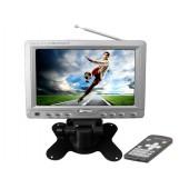 TV LCD MONITOR PORTÁTIL 7'' COM CONTROLE REMOTO TV-650 - LENOXX